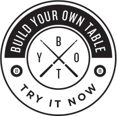Build Your Own Table - Try it Now