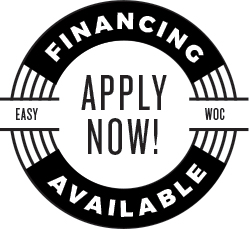 Financing Available, Apply Now