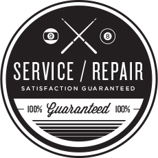 Pool Table Service and Repair