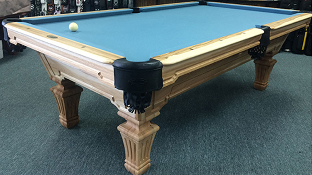 Olhausen Hampton Quality Billiards