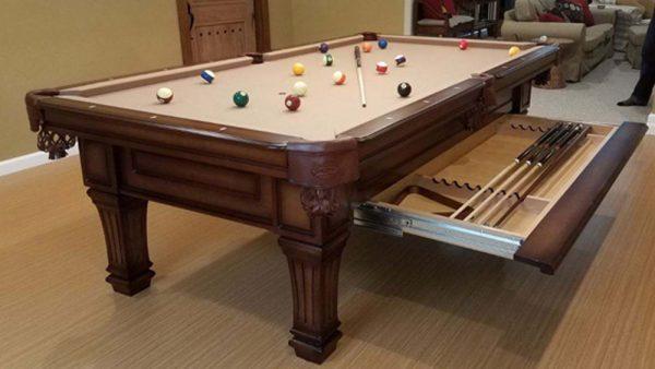 Olhausen Kirkwood Pool Table