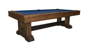 Olhausen Railyard Pool Table