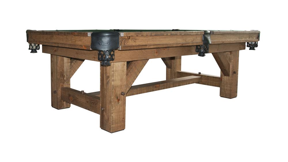 Olhausen Timber Ridge Pool Table