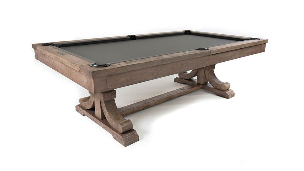 Presidential Carmel Pool Table