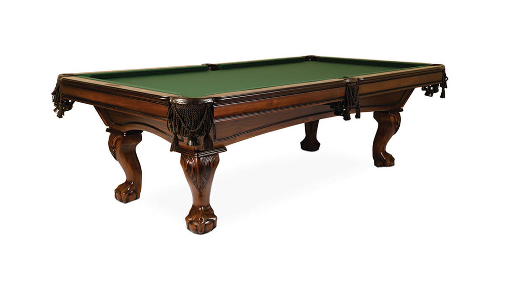 Presidential Monroe Pool Table