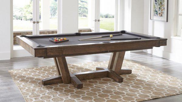 California House Atheron Pool Table