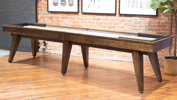 California House Austin Shuffleboard Table