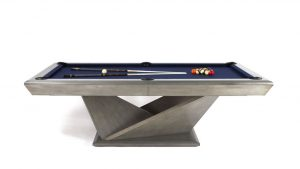 Califoria House Origami Pool Table