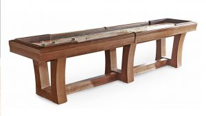 California House City Shuffleboard Table