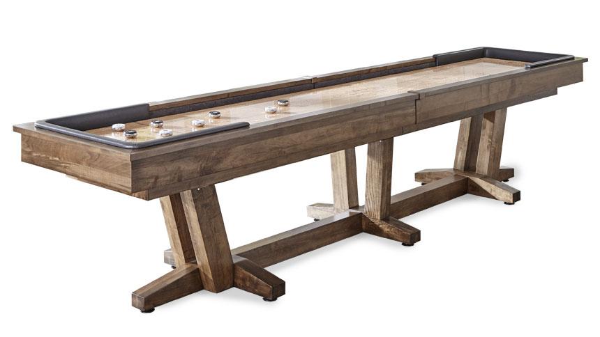 California House Petaluma Shuffleboard Table