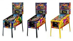 Avengers Pinball Table